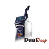 valor de aluguel de dual deep co2 Jacutinga